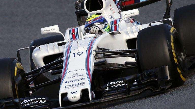 Felipe Massa D5